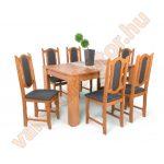 Lina 6 étkező Félix asztallal