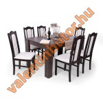 London 6 étkező Félix asztallal