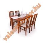 Sophia 4 étkező Raffaello asztallal