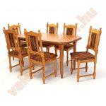 Wénusz 6 étkező Wénusz asztallal