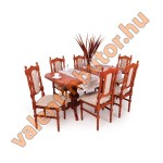 Wénusz 6 étkező Europa asztallal